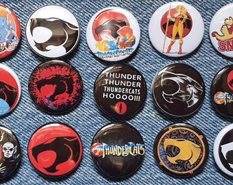 Vintage Thundercats Iron On Embroidered Hat Jacket Hoodie Patch Crest 105T