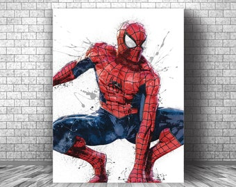 The Amazing Spider Man Super Hero Giant Wall Art poster Print