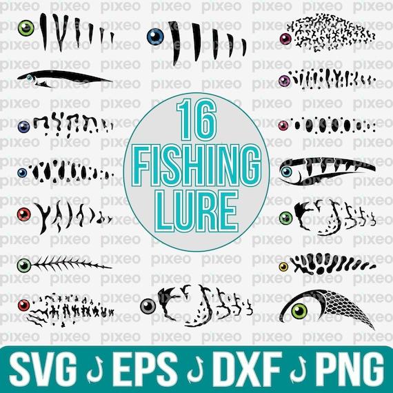 Download Fishing Lure Tumbler Svg