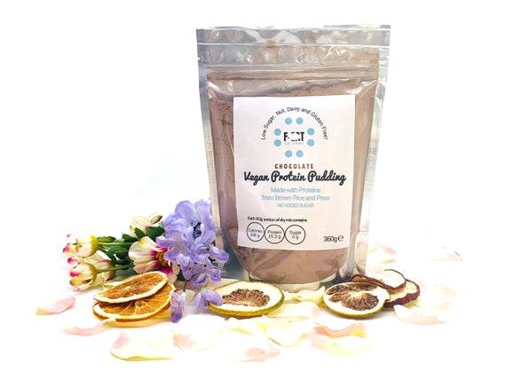 Allergen Free Vegan Protein Pudding