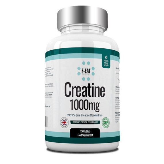 150 Tablets Super Strength Pure Creatine Anabolic for Lean Muscle Gain and Strength Development