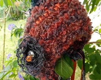 winter elf cap