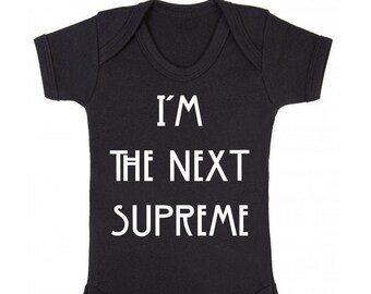 I/'m The Next Supreme T-Shirt American Fan Inspired Unisex Mens Gift Horror Top