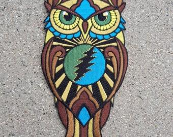 Owl Bolt Patch