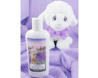 Spa Baby massage oil. 250ml (vegan)