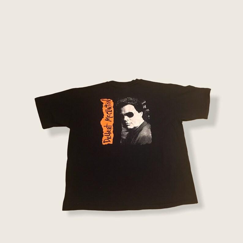 RARE Vintage 90s Delbert McClinton Shirt
