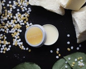 ENERGISE No. 2 Lip Balm 100 Natural and Handmade with Peppermint Essential Oil, Beeswax Cocoa Butter by Naomi and Jack