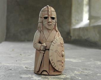 Raedwald Saxon King Lewis Inspired Chess Piece.