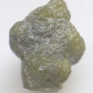 1.72 Carat  1 PCs Excellent Full Greenish Colour Congo Chips Raw Rough Diamond Cliearty i3 Natural Kotead Chips Stone..8.72M\u00d72.00M\u00d78.12M