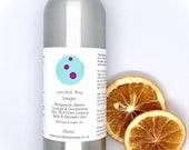 Bergamot, Sweet Orange Geranium Luxury Bath and Shower Gel 250ml