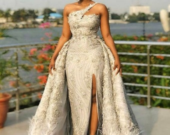 African Wedding Dress Etsy,Fall Wedding Guest Dresses 2020