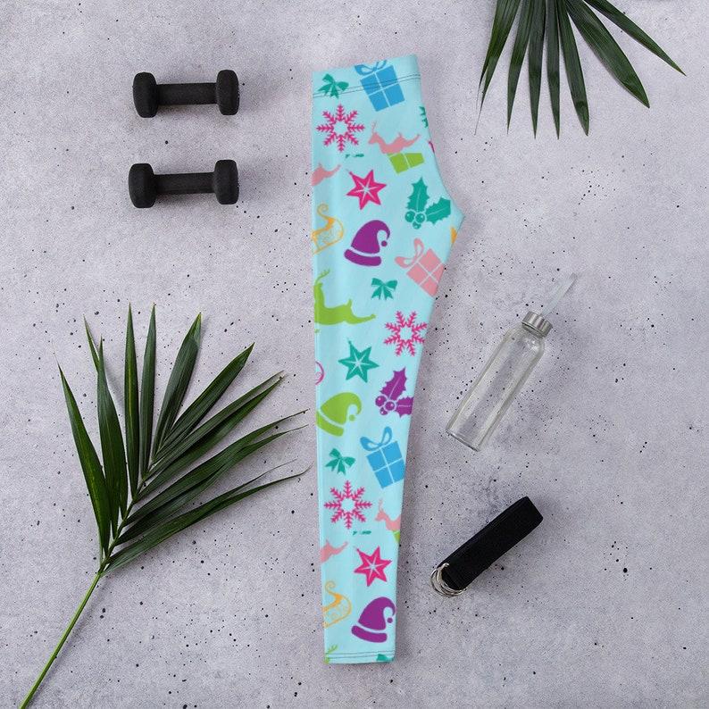 Christmas Spirit Christmas Leggings