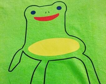 Froggy Shirt Etsy
