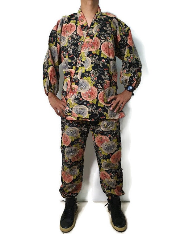 Japanese Uppawri Dochugi Set Come With Pants Japan