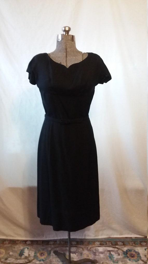 Vintage 1940s Fred A Block Original Dress and Jack
