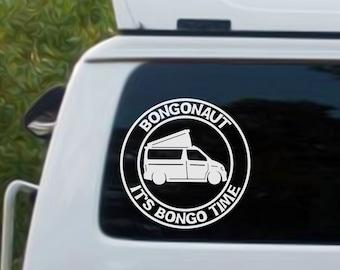 Seulement dans une Jeep Drôle Pare-chocs Voiture Van Decal//vinyl stickers