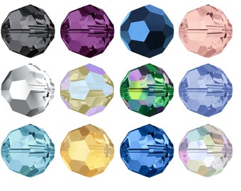 Swarovski crystal beads   Etsy