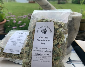 Organic Lime Flower Tea