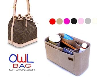 Lv Noe Bag insert, Bag Purse Organizer, Lv Noe bag Organizer, LV Bag Organizers, Tote Bag Organizers, Felt Organizer, for Louis Vuitton