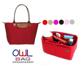 Bag Organizer for Longchamp, Longchamp Bag Organizer, bag purse organizer, bag organizer, le pliage organizer, bag in bag, purse insert
