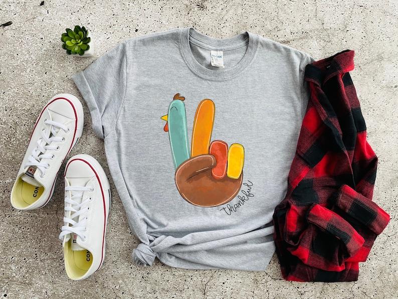 Thankful Turkey Shirt Masswerks Store