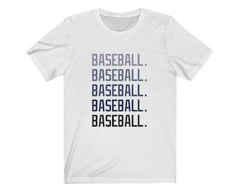 Baseball x5 T-Shirt