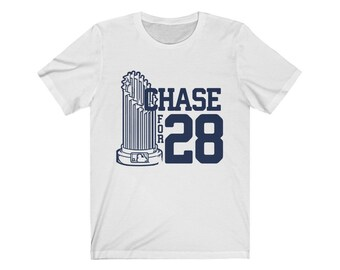 Chase for 28 Yankees T-Shirt