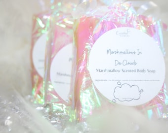 Marshmallow Scented Bar Soap