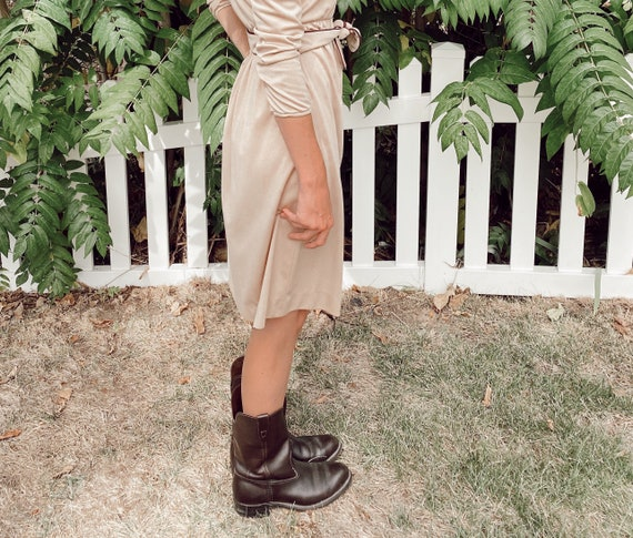Vintage Cowboy Boots, Leather Boots, Vintage Boots - image 6