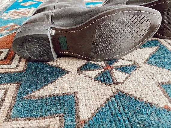 Vintage Cowboy Boots, Leather Boots, Vintage Boots - image 4