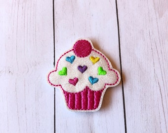 Cupcake Feltie FELTIE ONLY