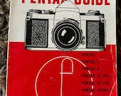 Pentax Guide. Focal Guide. Various Early Pentax Cameras including Pentax S, K, S2, S3 & SV. Paperback Book