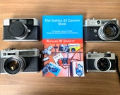The Yashica 35 Camera Book. A vintage Camera Guide - Using and Buying Yashica 35 Cameras ISBN 9781838304720