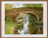 Digital Photo to Download. Canal Bridge. Set of Five Sizes of Image. Five Downloads. Digital Photo.