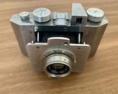Film Tested vintage Gallus Derlux 127 Film Camera. Working. Lovely.