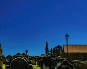 Whitby Graves. Gothic Art. Instant Digital Download in Five sizes. Lovely Photograph to print at Home