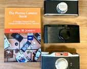 The Purma Camera Book: A Vintage Camera Guide - Using and Buying Purma Cameras - by Richard W Jemmett