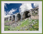 Rosedale Old Kilns. Yorkshire. Instant Digital Download in Four sizes. Print at Home. Instant Download to Enjoy