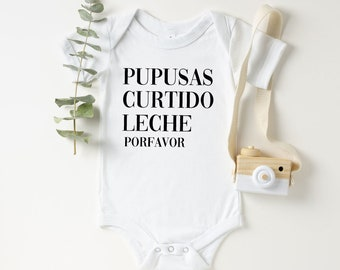 Toddler /& Baby Bibs Burp Cloths Got Pupusas Flatbread from El Salvador Funny Humor Salvadorian Dish New Cotton Items for Girl Boy Ad White Black Design Only