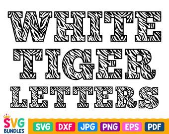 Black White Font Etsy