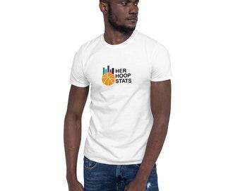 Unisex T-Shirt White Grey