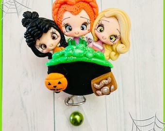 Hocus pocus cauldron trio