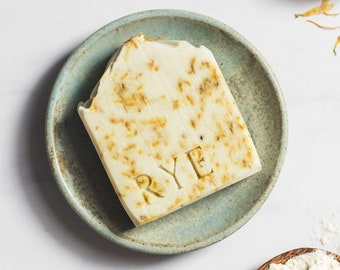 Gentle Marigold soap bar