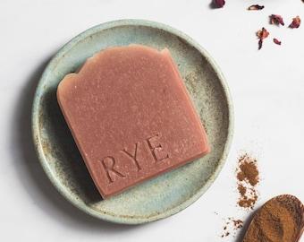 Bohemian Blush soap bar