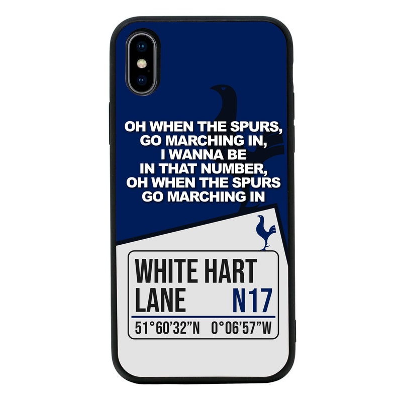 Football Identity Glass Case Phone Cover for Apple iPhone XR
