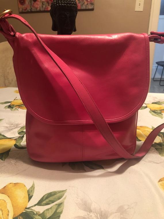 Coach Custom Vintage EUC Whitney Bag in Pink