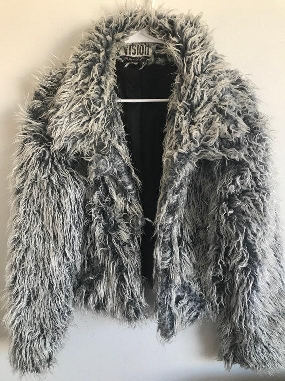 Shag Jacket