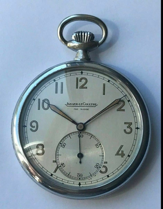 Jaeger LeCoultre Pocket Watch