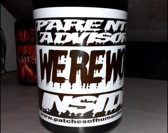 Werewolf Inside 15oz. Coffee mug.