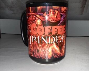 Coffee Grinder 15oz.